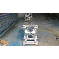 砂浆隔膜泵QBY3-65铝合金四氟 映程