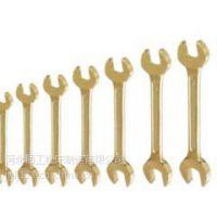 供应精工牌双头呆扳手材质45#钢和铜合金两种