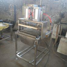 供应鱼豆腐切块机,QK-200鱼豆腐成型机,汇康机械加工设备