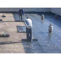 石景山区古城楼顶屋面防水修补