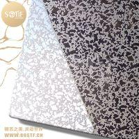 水天孚厂家定制,304不锈钢雪花蚀刻板,蚀刻不锈钢电梯装饰耐腐蚀