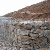 安平鑫隆供应生态格宾笼 护坡护脚固滨笼 铅丝石笼 质优价廉