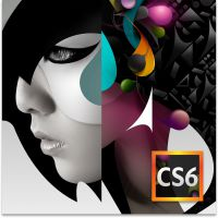 正版Adobe illustrator CS6 AI矢量图软件供应