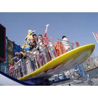 备受喜爱的儿童游乐设施 冲浪者 嘉信游乐设备质量杠杠的