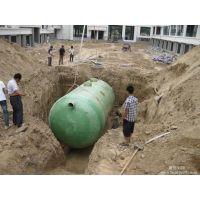 玻璃钢污水处理设备一体化污水处理设备40t/h宝绿加工定制玻璃钢罐体
