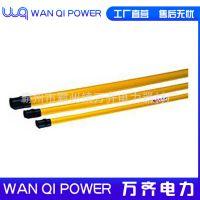 黄蜡管 玻璃纤维套管 电工绝缘套管 自熄管1.5KV绝缘套管护线