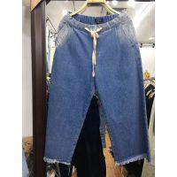 牛仔裤大量批发价格便宜实惠性价比超好的牛仔裤都在哪里进货地摊货源在哪里进货