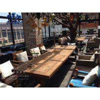 漫咖啡实木餐椅西安漫咖啡实木餐桌定做
