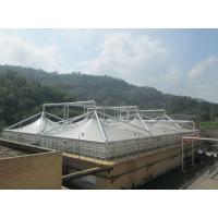 株洲污水池膜结构泳池膜结构景观棚