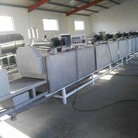 半干面生产设备 半干面机器生产线 半干面流水线