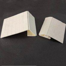 风机耐磨陶瓷片 规格:10*10*3 硬度高 耐磨损 淄博厂家供应