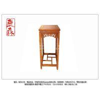 惠森古建定制实木古典中式家具-室内花架