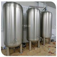(2018新品)新农村供水器压力罐无塔水箱增压全自动不锈钢储水罐清又清
