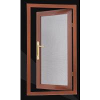 洛阳定制阳台窗,落地窗防盗窗,平开窗专用金钢网,隐形纱窗防护栏