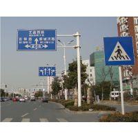 营口交通标志牌杆