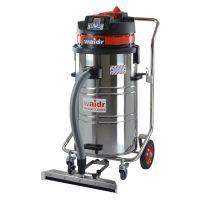 邯郸工业粉尘吸尘器 威德尔WX-3078P 220V单相电吸尘吸水机