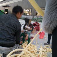 跑江湖用四缸电喷薏米红豆膨化机 广东省食品膨化机