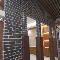 云南小区外墙软瓷劈开砖价格实惠的厂家
