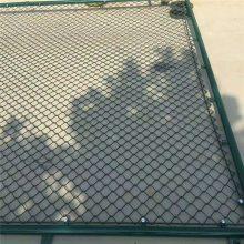 安平勾花网 不锈钢勾花网 网球场围网