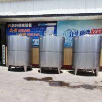 现场加工设计大型储存罐 密封防腐储罐 酿酒配套储酒罐 1000斤散酒罐价格