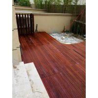 防腐木地板专业制造商-力寻木业 菠萝格防腐木地板
