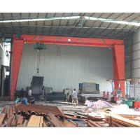 供应电动葫芦门式石材起重机 龙门吊厂家直销 河南优质龙门吊技术参数