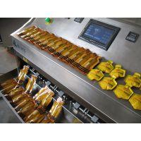 朗辉BD1410设备自动包装机械袋饮料酒灌装封口压力专业液体8头高精准成本低