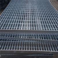 G324/60/100热镀复合锌钢格板车库【至尚】Q235