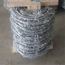 刺铁丝网 刺绳价格 刀片刺线价格