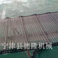 不锈钢网带网链耐高低温网带输送带乙型网带长城网带