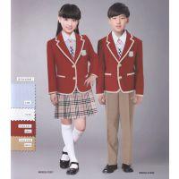 银川校服定制 日韩小学生校服 校服生产厂家 学生装设计定做 环诚制衣