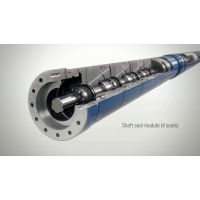 潜水电泵离心作用取水排水泵矿井高扬程排水泵QJ系列产品