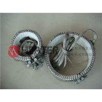 上海昊誉非标定制陶瓷加热圈 工厂直销 质保两年
