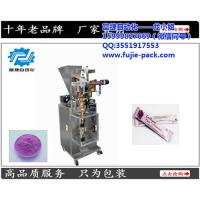 粉末包装机_广东富捷_50g食品粉末包装机