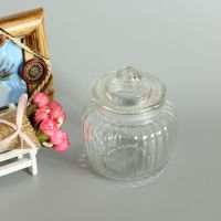 厂家直销玻璃储物罐,出口储存玻璃罐生产商,徐州玻璃瓶订制