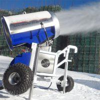 供应移动式全天候都可以使用的全能造雪机