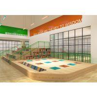 中小学图书馆装修设计施工 中小型图书馆阅览室设计