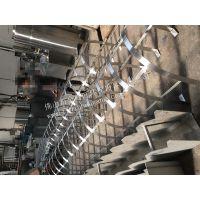 加工不锈钢爬梯护笼