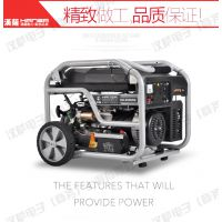 5000瓦便携式汽油发电机 大通房车用发电机