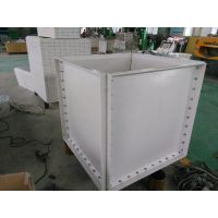 玻璃钢水箱模压水箱楼顶消防环保组装式储水箱