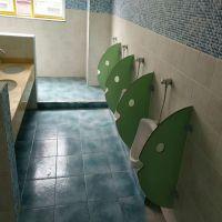 昆山市新镇富强卫生间隔断厂承接幼儿园隔板定制儿童卡通造型供求隔板