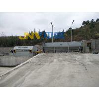 广东混凝土砂石分离机厂家 搅拌站泥浆回收设备价格中威水处理