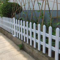 洛阳草坪护栏嵩县PVC栅栏新安县绿化带围栏偃师市塑钢围墙隔离栏厂家直销