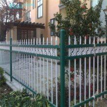 锌钢田园外围围栏 别墅菜园栅栏 小区院墙围栏