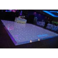 LED黑白星空地板砖 星空地砖 party婚庆专用地板