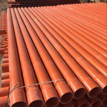 临武县pvc电力管批发 PVC电力电缆管规格型号