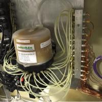 波特路抛丸机自动润滑系统-抛丸器轴承座黄油注脂机