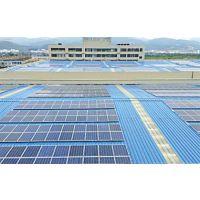 工业光伏发电站可以增加企业多方利润