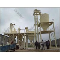郑州荥阳厂家生产大型饲料颗粒生产线 饲料成套设备