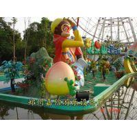 郑州嘉信 造型简单 款式新颖 的儿童游乐设备 花果山漂流